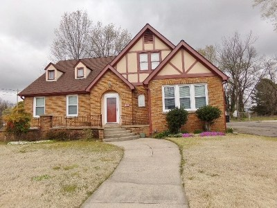 Newbern Single Family Home For Sale: 412 W Main
