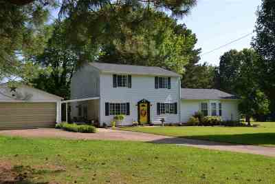 Carroll County Single Family Home For Sale: 70 Ridgedale Cove