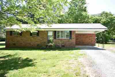 Dyersburg Single Family Home Backup Offers Accepted: 72 Vicki St.