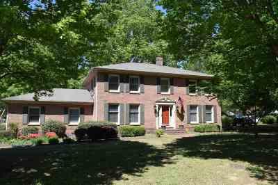 Jackon, Jackson, Jackson Tn, Jakcson Single Family Home For Sale: 155 Willowridge