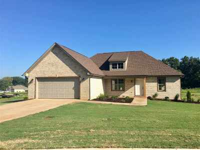 Milan Single Family Home For Sale: 6051 Hatley