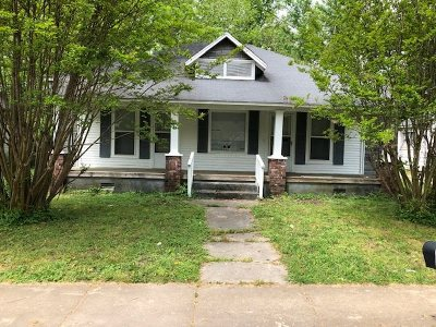 Gibson County Single Family Home For Sale: 709 N 16th Ave