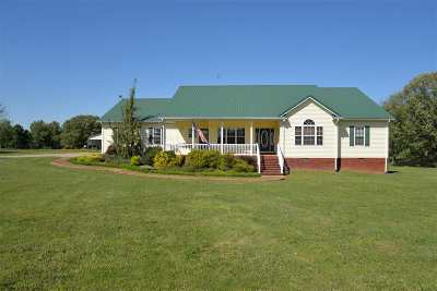 Weakley County Single Family Home For Sale: 10820 Hwy. 22