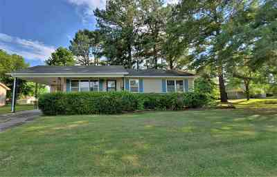 Dyersburg Single Family Home For Sale: 1135 Michael