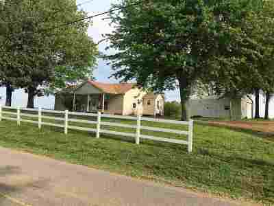 Dyersburg Single Family Home Backup Offers Accepted: 565 Harness Rd