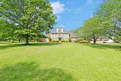 Jackon, Jackson, Jackson Tn, Jakcson Single Family Home For Sale: 10 Huntington