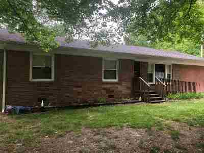 Henderson County Single Family Home For Sale: 184 Brentwood