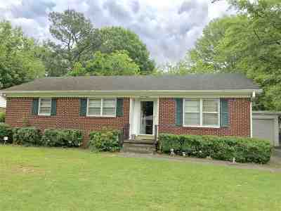 Gibson County Single Family Home Backup Offers Accepted: 916 N 30th