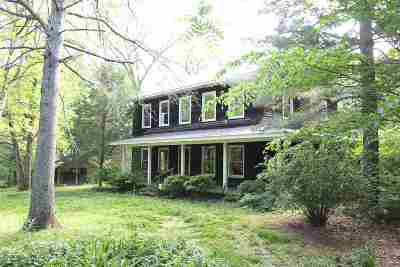 Henderson County Single Family Home For Sale: 265 Truett School House