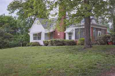 Weakley County Single Family Home For Sale: 831 E Main