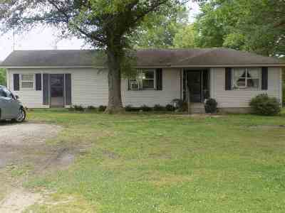 Dyersburg Single Family Home For Sale: 8806 412