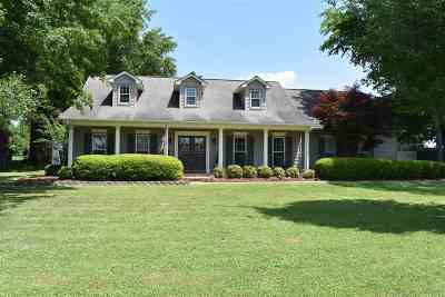 Dyersburg Single Family Home Backup Offers Accepted: 4030 Highway 78