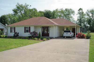 Dyersburg Single Family Home Backup Offers Accepted: 220 Andrea Drive