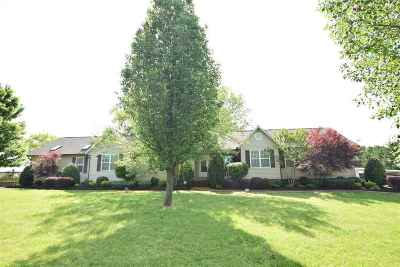 Gibson County Single Family Home For Sale: 108 Milan Hwy