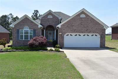 Dyersburg Single Family Home For Sale: 1345 Pennell