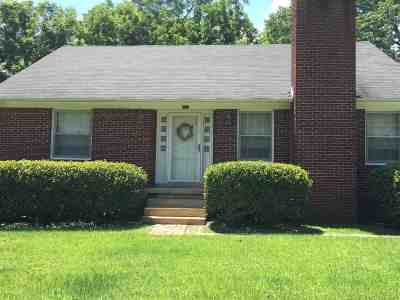 Haywood County Single Family Home For Sale: 311 N Grand Ave.