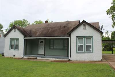 Crockett County Single Family Home Active-Price Change: 219 S Mulberry Street