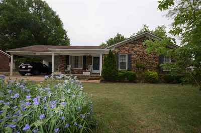Haywood County Single Family Home For Sale: 722 Nancy Dr