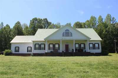 Hardeman County Single Family Home Active-Price Change: 22230 Hwy 18 N