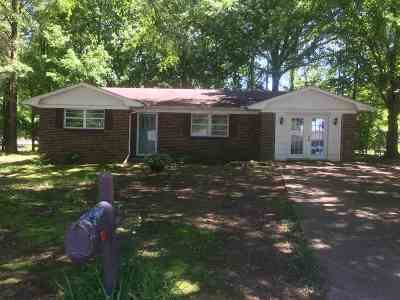 Newbern Single Family Home Active-Price Change: 1101 Pamela