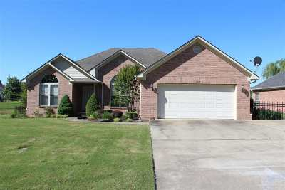 Dyersburg Single Family Home Active-Price Change: 1225 Pennell