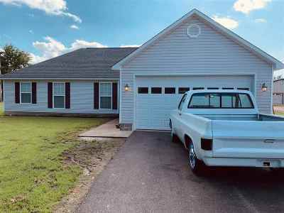 Hardeman County Single Family Home For Sale: 890 Breeden