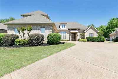 Jackon, Jackson, Jackson Tn, Jakcson Single Family Home For Sale: 80 Abbey