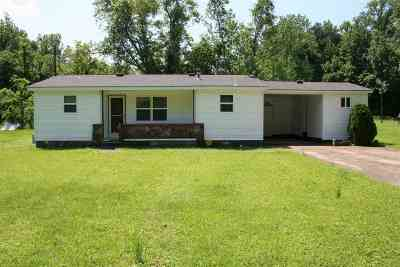 Dyersburg Single Family Home For Sale: 1187 Roellen Newbern Rd.