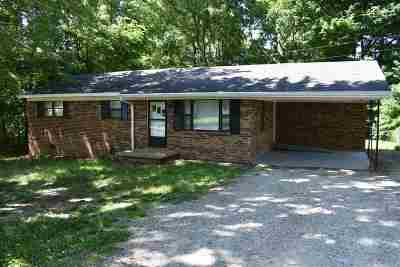 Dyersburg Single Family Home For Sale: 62 Copeland