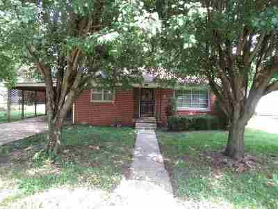 Gibson County Single Family Home For Sale: 816 N 25th