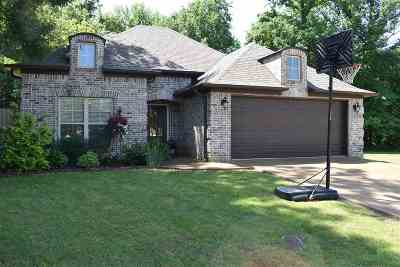 Gibson County Single Family Home For Sale: 244 Hartfield