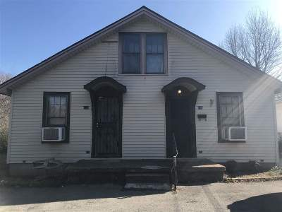 Gibson County Multi Family Home For Sale: 2108 Wahl