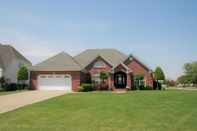 Dyersburg Single Family Home For Sale: 2025 Southwind Cove