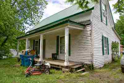 Dyer Single Family Home For Sale: 334 E Walnut