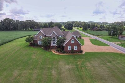 Carroll County Single Family Home For Sale: 2452 Hwy 77