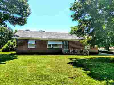 Trenton Single Family Home For Sale: 2315 U S Hwy 45 Bypass
