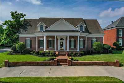 Jackon, Jackson, Jackson Tn, Jakcson Single Family Home For Sale: 47 Torrey Pines