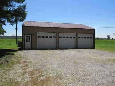 Obion County Single Family Home For Sale: 1044 Lake Dr
