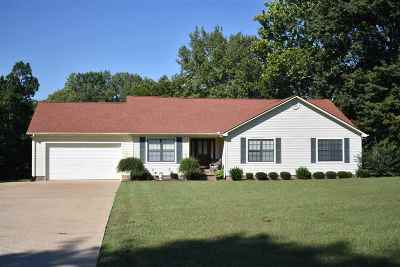 Dyersburg Single Family Home For Sale: 510 Beaver Creek