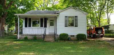 Gibson County Single Family Home For Sale: 1098 W Woodrow