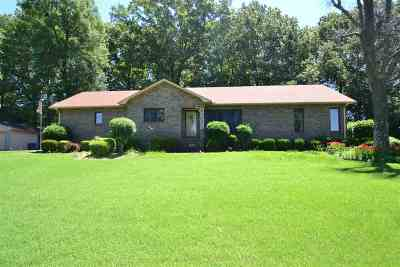 Gibson County Single Family Home For Sale: 622 Pleasant Hill Rd