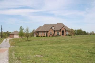 Dyersburg Single Family Home For Sale: 910 Gordon Road