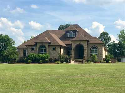 Gibson County Single Family Home Backup Offers Accepted: 4133 Burrow