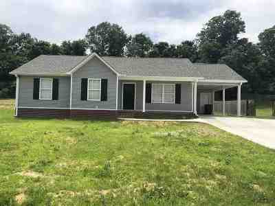 Newbern Single Family Home Backup Offers Accepted: 911 Granite Dr