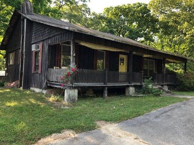 Henderson County Single Family Home For Sale: 25000 S Hwy 104