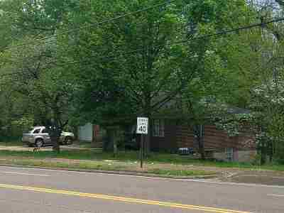 Henderson County Single Family Home For Sale: 72 N Broad