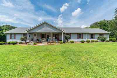 Dyer Single Family Home For Sale: 632 Old Dyersburg