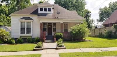Union City Single Family Home For Sale: 911 E Main