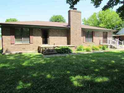 Dyer County Single Family Home Backup Offers Accepted: 2154 Randall