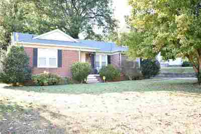 Dyer County Single Family Home For Sale: 811 Tipton